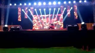 Minketan and linu perform at bilaspur a national level dance competition must watch