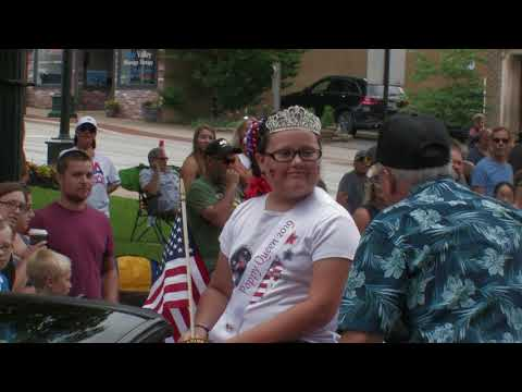 2019 4th Of July Parade, Lancaster, Ohio