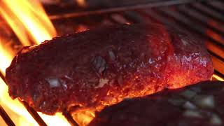 Best Two Burgers Ever for all Drivers in the World - How it´s Made - Zabrega