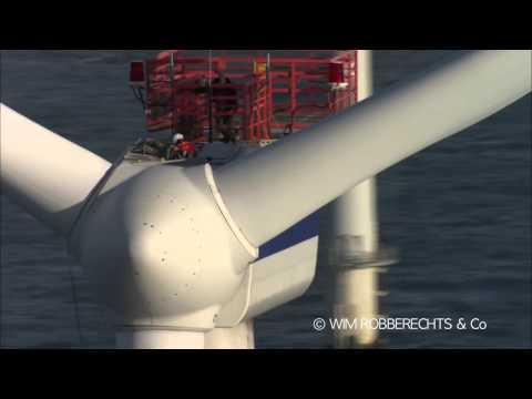 Horns Rev Offshore Wind Farm