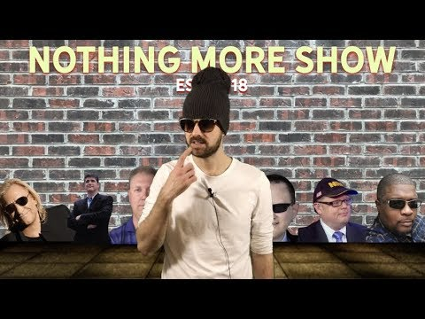 The Nothing More Show Ep19: Roger Calls A Psychic