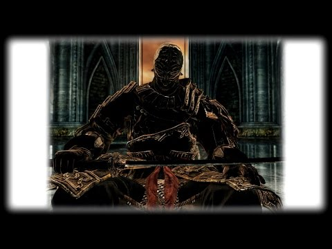 Dark Souls 2 PvP Trailer Sir Alonne Build ShowCase / CosPlay  Bewitched Alonne Sword Game Play