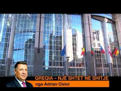 GREQIA -- NJË SHTET NË SHITJE  nga ADRIAN CIVICI