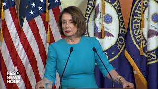 WATCH: House Speaker Pelosi may address immigration during news conference