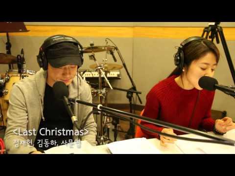 """정재헌의 호락호락 中 """"Last Christmas"""" - 김동하, 사문영, 정재헌"""