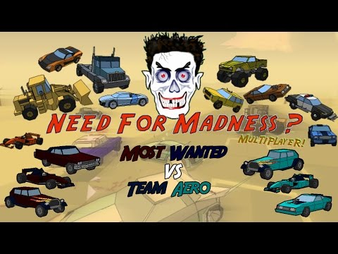 [NFMM War] Most Wanted vs Team Aero