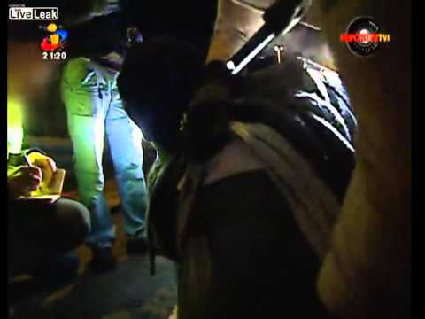 Criminals captured on motorway toll - Police view