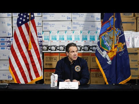 Cuomo gives update