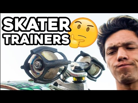 THE TRUTH ABOUT SKATER TRAINERS!!