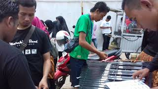 Marching Band GITA MADAH BASKARA Juara