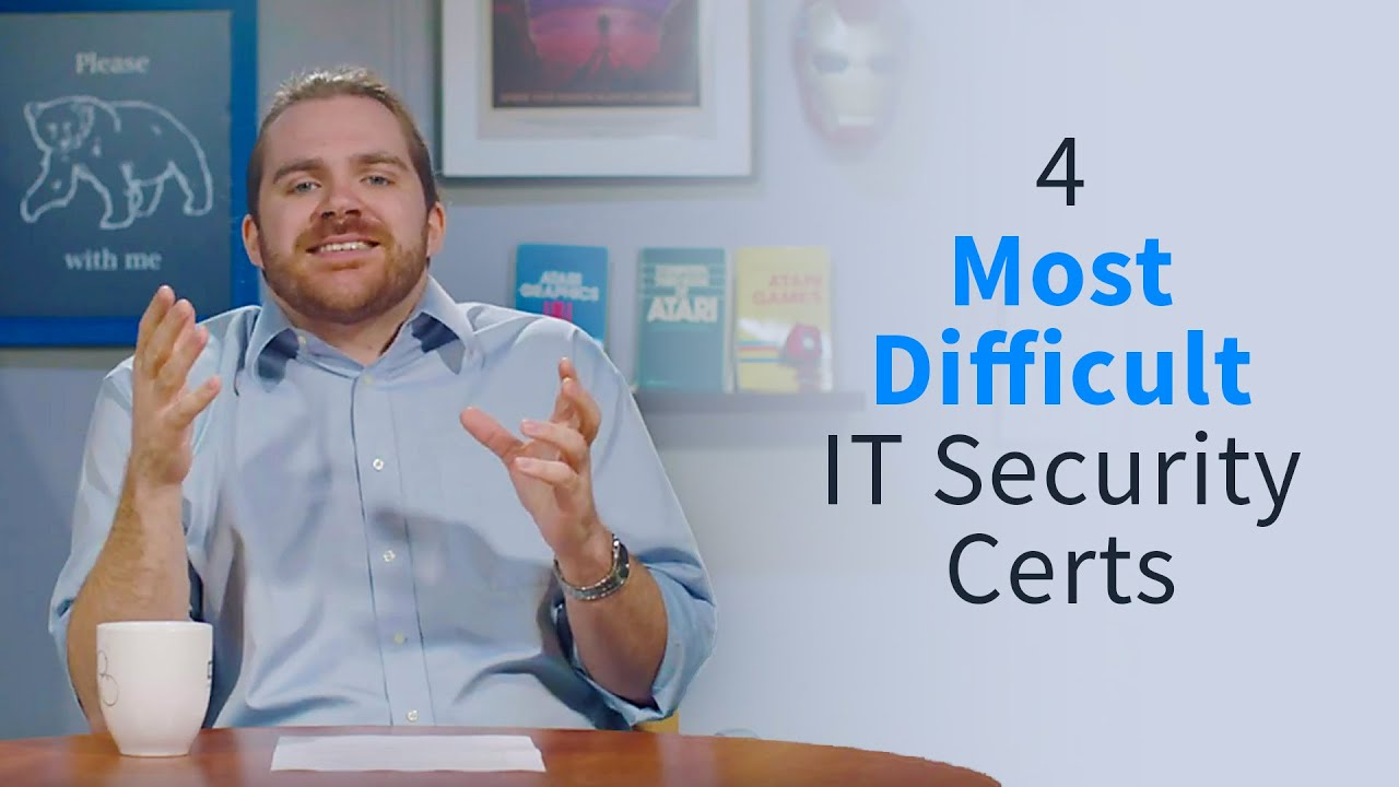 8 Most Difficult IT Security Certifications