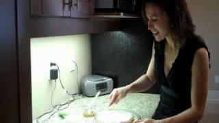 The Mini Baker - Turtle Pumpkin Pie
