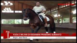 Video Kuda 3 Milyar di Kediaman Prabowo Subianto download MP3, 3GP, MP4, WEBM, AVI, FLV September 2018
