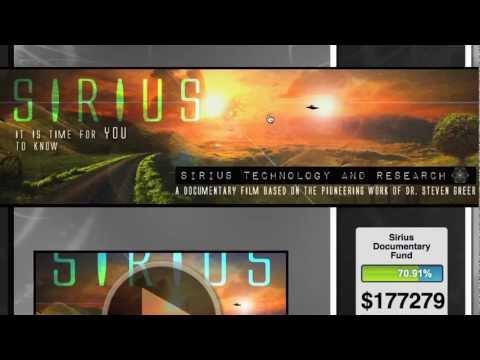 Steven Greer - Sirius Documentary Update 4 - The Million Lights