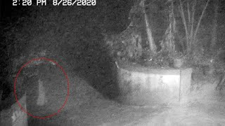 Ghost caught on camera? Prank or poltergeist!? CCTV footage from an old school