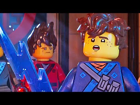 Lego Ninjago Movie - Bloopers & Outtakes (2017) streaming vf