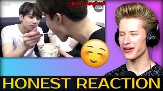 HONEST REACTION to Ways that BTS comforts crying members