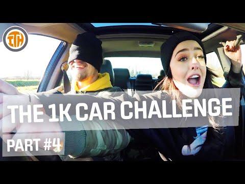 PAUL WALLACE NEARLY KILLS A CAMERAMAN! The £1k Car Challenge - Part 4
