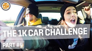 PAUL WALLACE NEARLY KILLS A CAMERAMAN! The £1k Car Challenge - Part 4