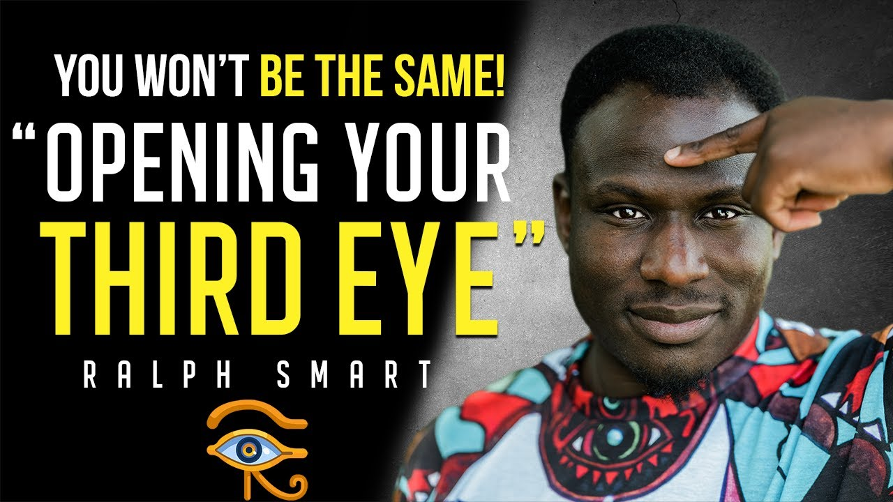 """How To Open Your Third Eye!! (Decalcify Your Pineal Gland 100%) 