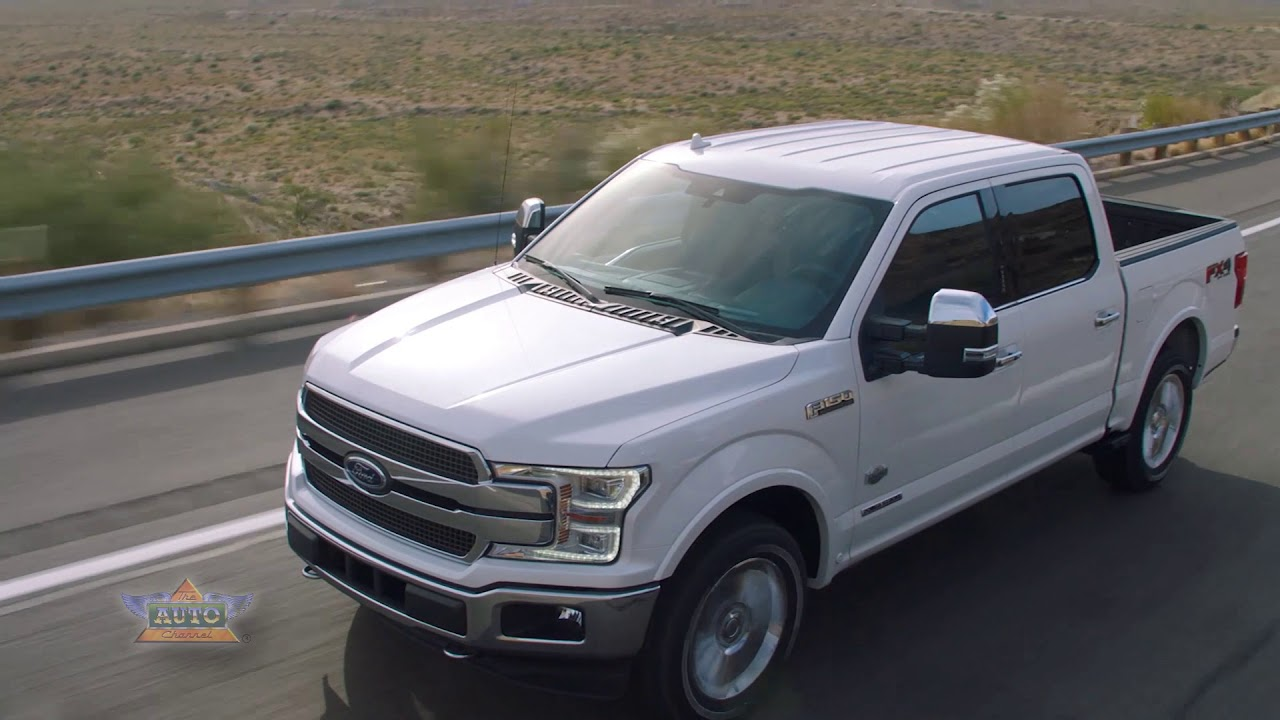 2018 ford f 150 3 0 liter power stroke diesel