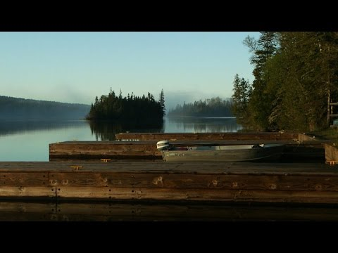 Escaping civilization in Isle Royale National Park