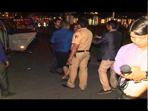 CONNAUGHT PLACE STREET VIOLENCE OF A RICH PERSON SON
