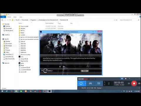 How To Install Resident Evil 6 For Pc [100% Working Video]