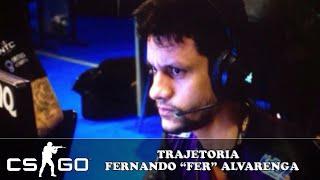 Trajetoria Fer (Fernando Alvarenga)