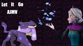 "Animaljam Lyric Video: ""Let It Go"" (Frozen)"
