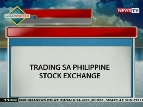 NTVL: Trading sa PSE, suspendido ngayong Biyernes dahil sa masamang panahon