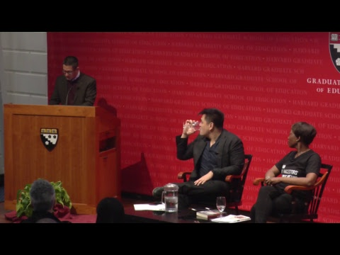 Askwith Forums-  Immigration, Activism, and DACA:  An Evening with Jose Antonio Vargas and Joy Reid