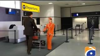 PIA Private International Airlines | Very Funny |