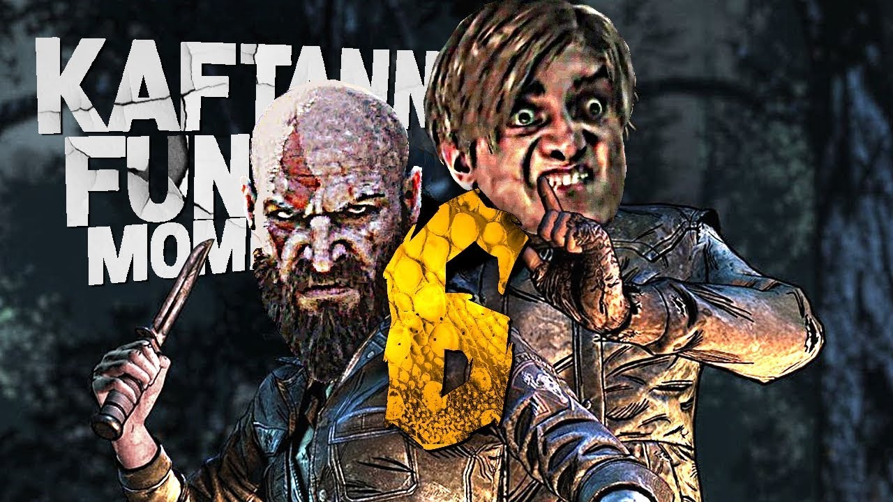 Kaftann FUNNY MOMENTS #6 (PL) Śmieszne momenty z gier