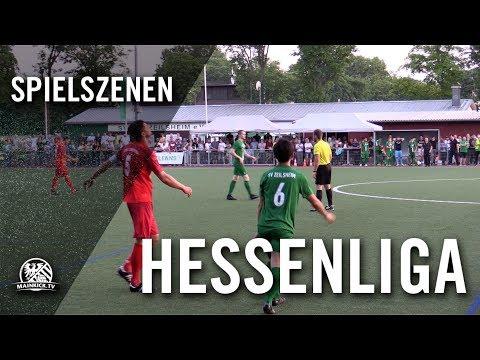 SV Zeilsheim – Spvgg Neu-Isenburg  (Relegation um Hessenliga) - Spielszenen | MAINKICK.TV