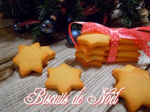 biscuits-de-noël---sablés-au-beurre---famous-french-christmas-cookies-very-easy---facile-et-rapide