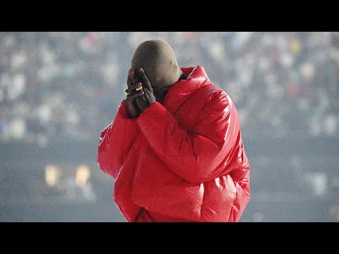 Kanye West Gets Emotional About 'Losing My Family' at Album Release