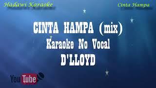 Download Mp3 Cinta Hampa Mix D'lloyd Karaoke No Vokal Keyboard