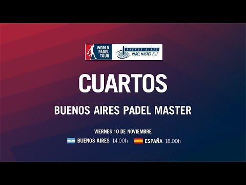 Cuartos de Final Buenos Aires Master