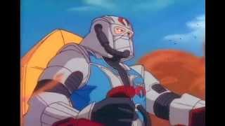 G.I. Joe animated intros from 1989-1991 (by DIC) original 4:3 aspect ratio