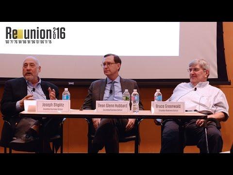 Reunion 2016 Keynote: The Current Economic Crisis — Where Next?