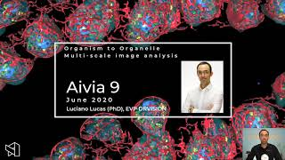 Aivia 9 - [Launch Webinar] Organism to Organelles - Multi-scale Image Analysis