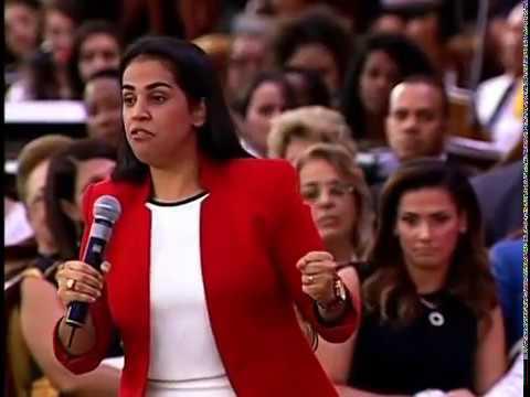 Miss. Camila Barros - Ja que Ficou...Entra. (Corafesp Mulheres Curadas 2016)