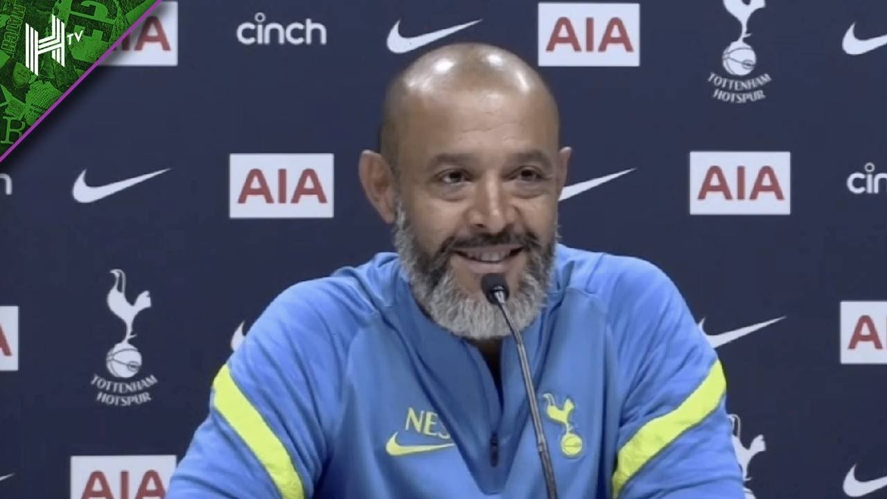 Harry Kane is a Tottenham player - period! Nuno Espirito Santo's first Tottenham press conference