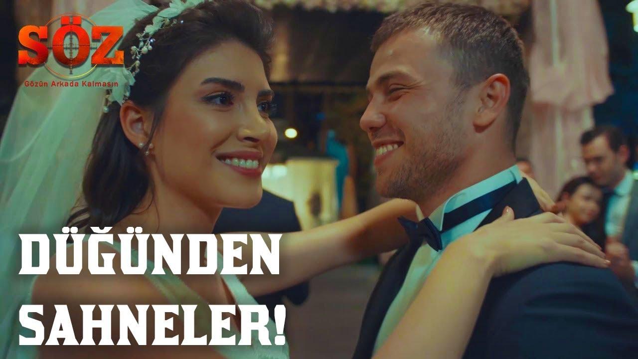 Yavuz ve Derya'nın Düğününden Romantik Dans Sahnesi! - Söz | 84. Bölüm Final