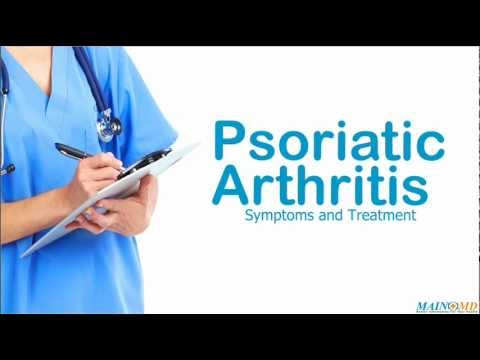 Psoriatic Arthritis ¦ Treatment And Symptoms