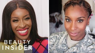 Jackie Aina Talks Beauty Channel And What Serving In The Military Taught Her