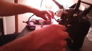dynam esc/motor issues