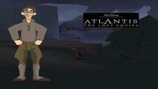 Disney's Atlantis: The Lost Empire (PS1) 100% Walkthrough - Part 6 - Cove