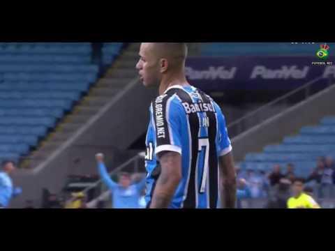 Gols:Gremio 1x0 Ponte preta 05/06/16(Brasileirao serie a)